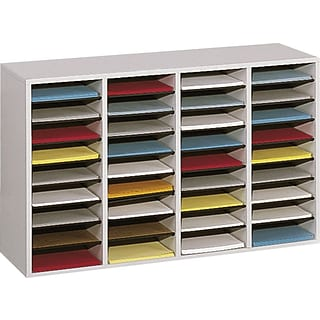 36-Shelf Grey Literature Organizers