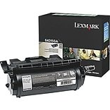 Lexmark T644 Black Toner Cartridge (64475XA); Extra High Yield