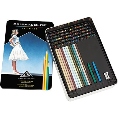Sanford® Prismacolor Premier Colored Pencils Set, 132/Set