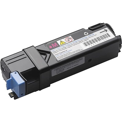 Dell WM138 Magenta Toner Cartridge (KU055), High Yield