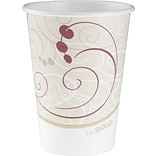 Solo® Wax Paper Cups 5 oz., Symphony® Design, 100/Pack (R53-J8000)