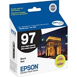 Epson 97 Black Ink Cartridge (T097120); Extra High Yield