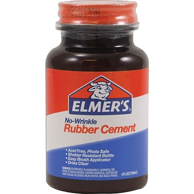 Elmers® Rubber Cement, General Purpose