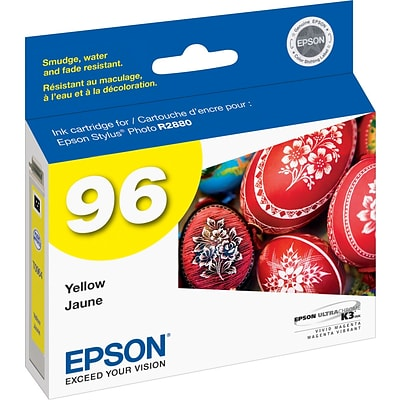 Epson 96 Yellow Ink Cartridge (T096420)