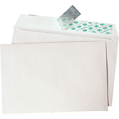 Quality Park White Greeting Card Envelopes Quill