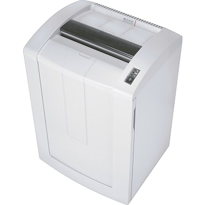 HSM Classic 390.3 HS L6 Cross-Cut Shredder; white glove delivery, shreds up to 12 sheets; 39-gallon capacity