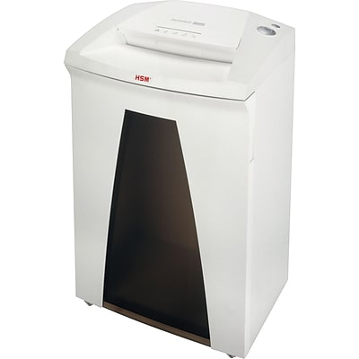 HSM SECURIO B32 30-Sheet Strip-Cut Commercial Shredder with White Glove Delivery (1821WG)