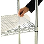 Alera 48Wx24D Shelf Liner Wire Shelving
