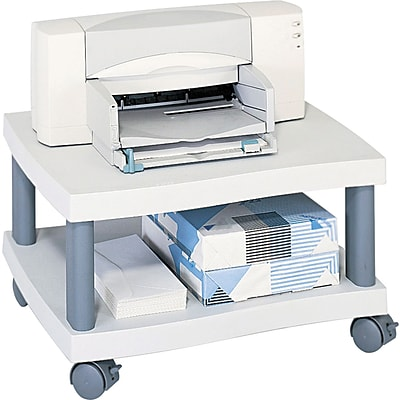 Safco® Wave Printer Stand, Under Desk