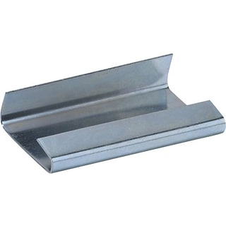 Staples Open Steel Strapping Seals, 3/4, 1000/Case (OST68A)