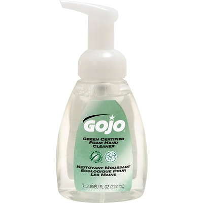 Gojo Green Seal™ Certified Luxury Foam Handwash, 7.5 oz.