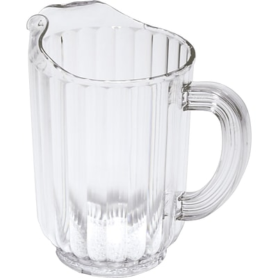 Rubbermaid® Bouncer® Pitcher, 60 oz., Clear, Polycarbonate