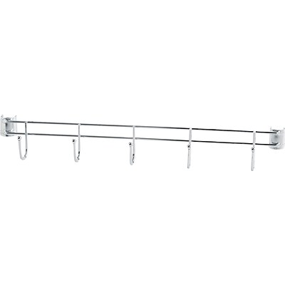 Alera™ Industrial Wire Shelving Components, Hook Bars, 24