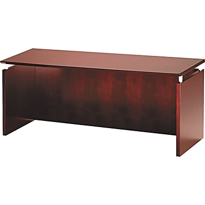 Mayline® Napoli Collection In Sierra Cherry, Credenza, 63W x 24D