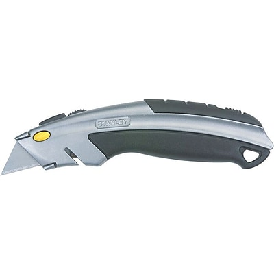 Stanley® 10788 3 Blades Curved Quick-Change Utility Knife