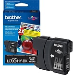 Brother Ink Cartridge; High Yield, Black (LC65HYBKS)