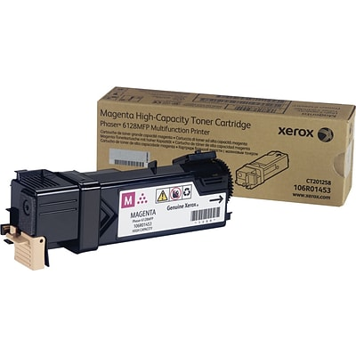 Xerox Phaser 6128MFP Magenta Toner Cartridge (106R01453)