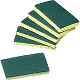 Scotch-Brite™ Scrub Sponge; Medium Duty, 10/Pack