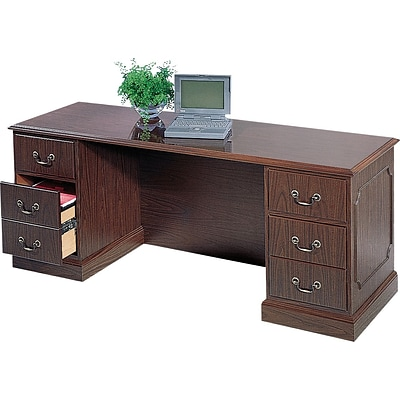 HON® 94000 Series Office Suite, Kneespace Credenza