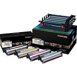 Lexmark™ C540X74G Black and Color Imaging Kit