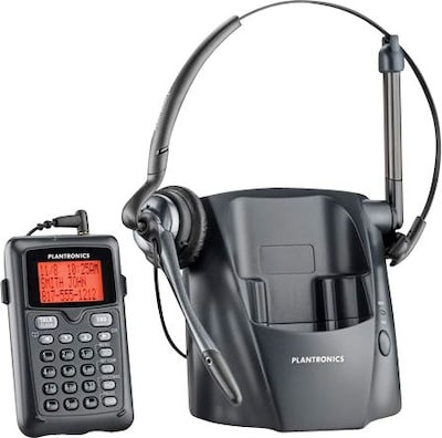 Plantronics® CT14 Cordless Headset Telephone System
