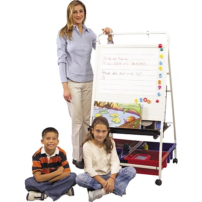 Best-Rite® Easels/Dry-Erase, Single Learning Center