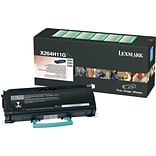 Lexmark X264/X364 Black Toner Cartridge (X264H11G); High Yield, Return Program