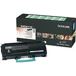 Lexmark X463A11G Black Toner Cartridge