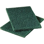 3M™ Scotch-Brite™ 86 Heavy Duty Scouring Pad, Green