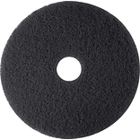 3M™ Black Stripper Floor Pad 7200, 19, 5/Carton