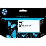 HP 72 Matte Black Ink Cartridge, High Yield (C9403A)