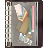 Day-Timer 11x8-1/2 Zippered Pouch Folio
