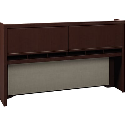 Bush Business Enterprise 72W Hutch, Mocha Cherry