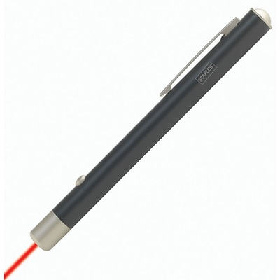Laser Pointer, Black, 500