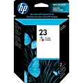 HP 23 Tricolor Ink Cartridge (C1823D)
