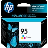 HP 95 Tricolor Ink Cartridge (C8766WN)