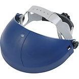 AOSafety Tuffmaster Deluxe Headgear, Blue