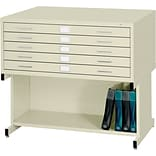 Safco 37x26 Steel Flat File Base