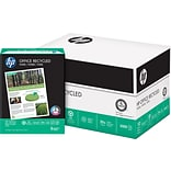 HP Office 30% Recycled Paper, 8 1/2 x 11, Case