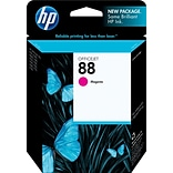 HP 88 Magenta Ink Cartridge (C9387AN)