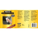 Fellowes® Screen Cleaning Wipes, 100 Wipes/Tub