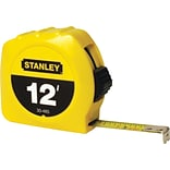Stanley® 12 Tape Measure