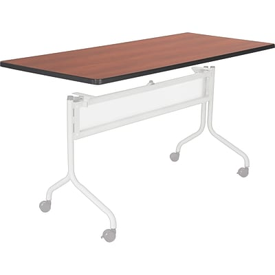 Safco® Impromptu™ 6 Mobile Training Table Top, Cherry