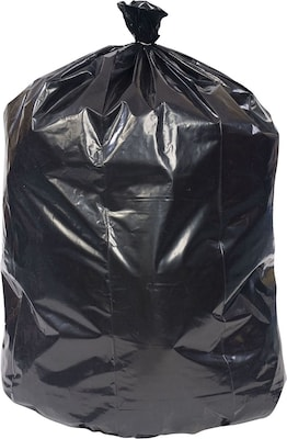 Brighton Professional™ Low Density Trash Bags, 56 Gallon, Extra Heavy, 100/Box