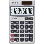 Casio® SL-300SV 8-Digit Calculator