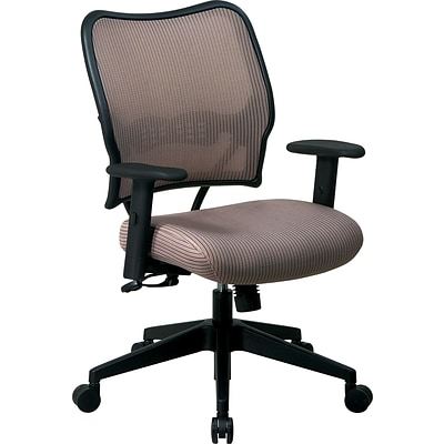 Office Star® SPACE® VeraFlex® Mesh Deluxe Managers Chair, Latte