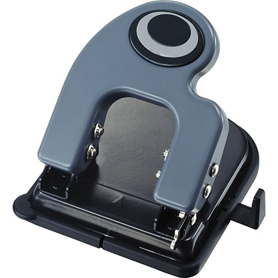 Officemate® Contemporary 2-Hole Eco-Punch