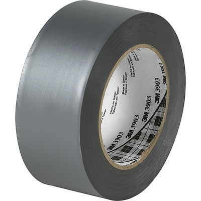 3M Duct Tape, Vinyl, 2 x 50 Yards