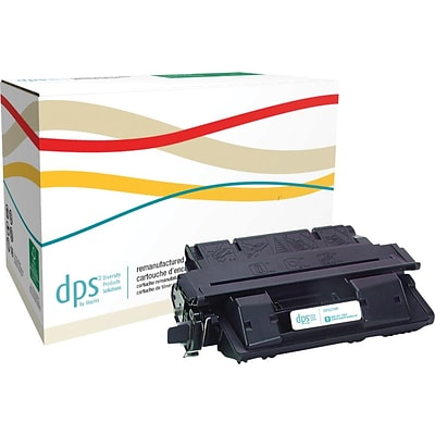 Diversity Products Solutions Remanufactured HP 27X (C4127X) Black High-Yield Laser Toner Cartridge