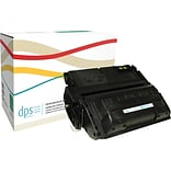 Diversity Products Solutions Remanufactured HP 42A (Q5942A) Black Laser Toner Cartridge